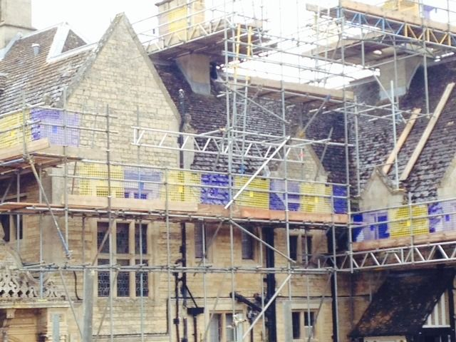 Commercial Scaffolding in Rutland