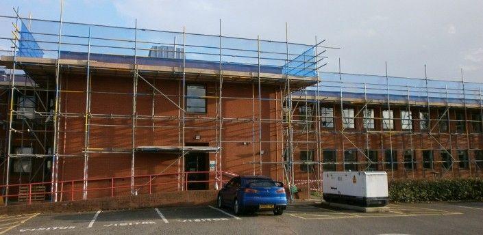 Cambridgeshire Domestic Scaffolding