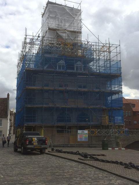 Scaffolding Hire in Peterborough