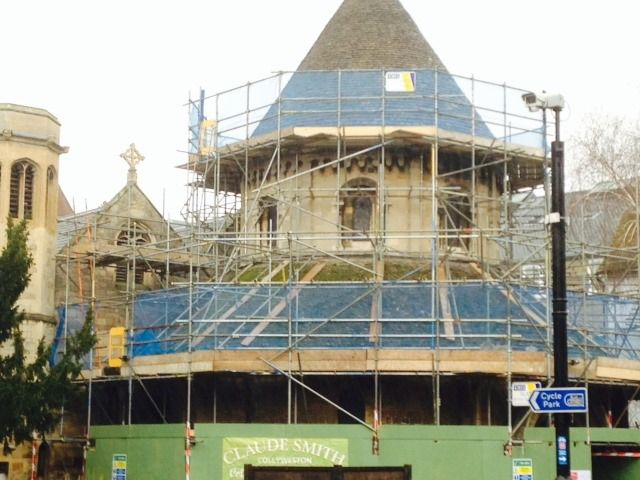 Reliable Scaffolding Companies in Huntingdon