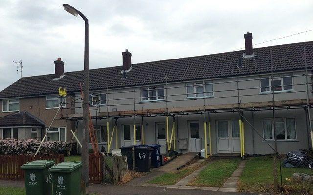 Scaffolding in Peterborough