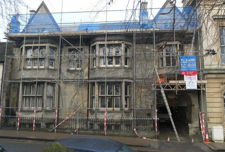 Domestic Scaffolding Services in Peterborough